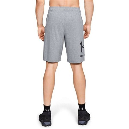 Spodenki męskie UNDER ARMOUR SPORTSYLE COTTON LOG
